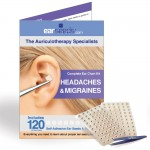 Headache ear seed kit