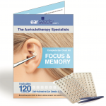 Focus and memory ear seeds