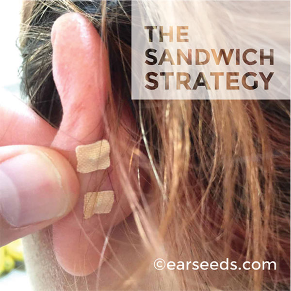 shoulder sandwich ear seeds
