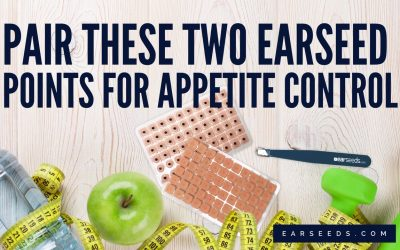 Pair These Ear Seed Points for Appetite Control