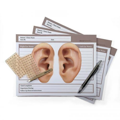 Earseeds prescription pad