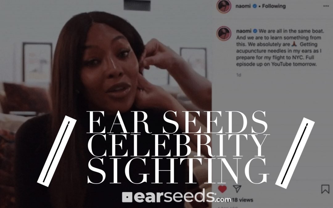 Celebrity EarSeeds Sighting!
