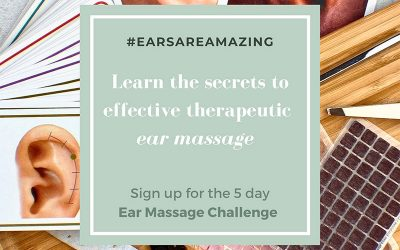 Learn the Secrets to Therapeutic Ear Massage!