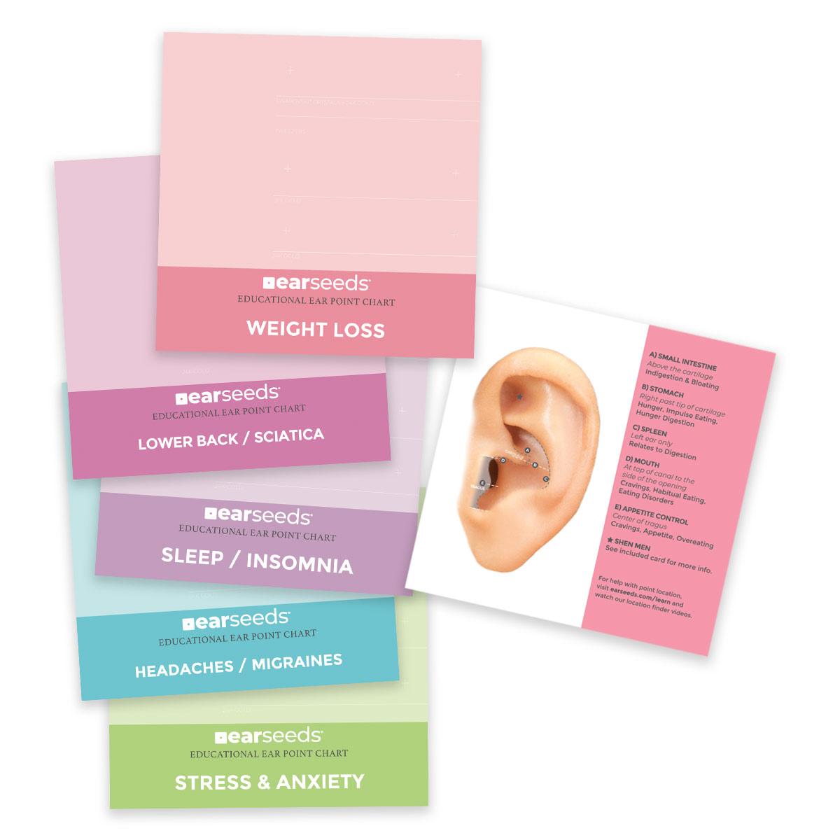 Free Gold Pellet EarSeeds